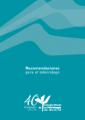Páginas desderecomendaciones-para-el-teletrabajo-Guía Colegio Oficial de la Psicología